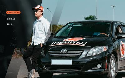 Nhà không có gì ngoài xe, 9X Hà thành chọn 'phá' Toyota Altis - Cho thùng tôn đi đu đưa lại nhận cái kết bất ngờ