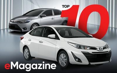 Interactive: 10 xe bán chạy nhất đảo lộn trong 10 năm qua tại Việt Nam - Khi người Việt bớt cuồng Toyota