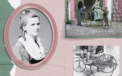 Chuyện ít biết về người vợ liều lĩnh của Benz: Không có bà thì không có Mercedes-Benz và càng không có ô tô hiện đại như ngày nay