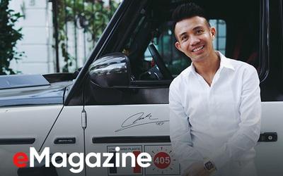 Doanh nhân Phạm Trần Nhật Minh: 'Tôi từng nhận lương 3 triệu/tháng, nhưng xe 10 tỷ đối với tôi giờ quá dễ dàng'