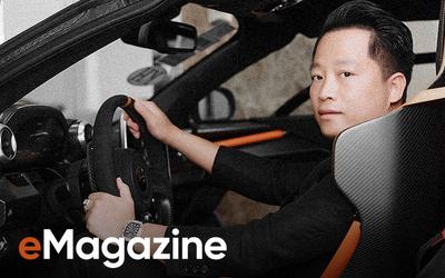 Hoàng Kim Khánh: 'Tôi chơi xe chung thủy, quyết không bán dù là Honda Future nên giờ không nhớ có bao nhiêu chiếc'