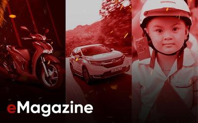 Dấu ấn của Honda Việt Nam trong năm tài chính 2020