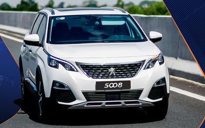 Người dùng đánh giá Peugeot 5008: 'Xe Pháp tốt cho đại gia đình vi vu đường xa'
