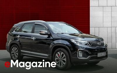 Khách hàng sử dụng Kia Sorento: 'Đâu chỉ xe Nhật mới bền và giữ giá, tôi làm kinh doanh nên chọn xe Hàn'