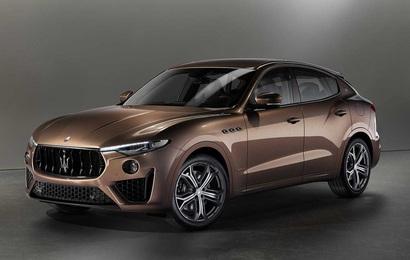 Maserati Levante facelift sẵn sàng ra mắt đối đầu Porsche Cayenne