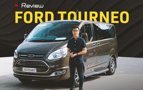Thử làm khách VIP trên Ford Tourneo: 300km nhàn nhã từ Đà Nẵng tới Lăng Cô