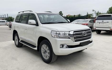 Toyota Land Cruiser 2020 về Việt Nam, giá tăng lên trên 4 tỷ đồng