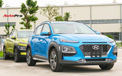 Hyundai Kona giảm giá kỷ lục - 'vua' doanh số quyết vợt khách của Ford EcoSport và Honda HR-V trong mùa cao điểm mua sắm