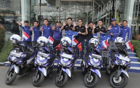 """Động cơ Yamaha Blue Core trải nghiệm """"đặc sản"""" kẹt xe tại xứ vạn đảo Indonesia"""