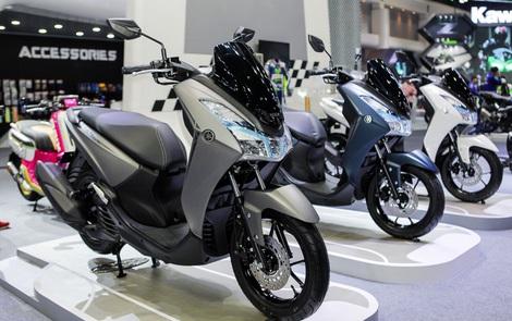 Yamaha Lexi - xe tay ga 'hàng độc' giá hơn 40 triệu đồng tại Việt Nam