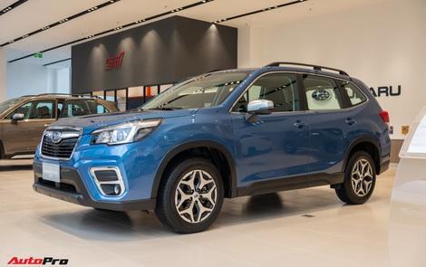 Subaru Forester giảm giá gần 200 triệu đồng tại Việt Nam - Lần đầu giá dưới 1 tỷ đồng, quyết đấu cặp đôi Mazda CX-5 và Honda CR-V