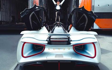 Chi tiết siêu xe triệu đô mạnh 2.000 mã lực đang khiến fan xe mê đắm