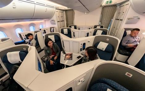 Trải nghiệm thương gia trên Boeing 787-9 Dreamliner của Bamboo Airways: Dễ hiểu vì sao mỗi tấm vé có giá cao hơn hàng triệu đồng