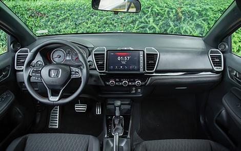 Honda City 2020 tại Việt Nam lộ nội thất và động cơ mới trước giờ G: Lột xác thành 'tiểu' Accord, mạnh nhất phân khúc