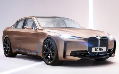 BMW i7 rục rịch chạy thử: 7-Series không tốn xăng, mạnh đến 536 mã lực