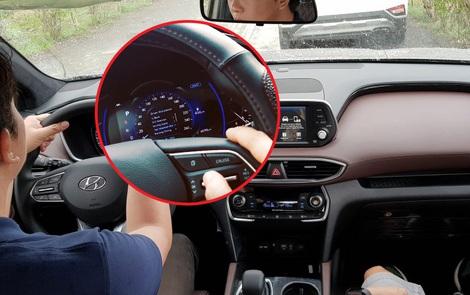 Chủ Hyundai Santa Fe chi 50 triệu đồng khôi phục tính năng bị cắt tại Việt Nam: 'Cái gì có thể thiếu chứ an toàn thì không'