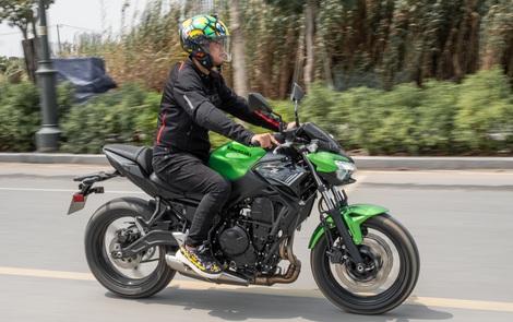 Đánh giá Kawasaki Z650: Naked bike cỡ trung đạt tiêu chí 'Ngon, bổ, nhưng tạm rẻ'