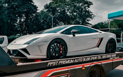 Thêm Lamborghini Gallardo về Việt Nam, nhiều khả năng thuộc phiên bản đặc biệt chỉ có 50 chiếc trên toàn thế giới