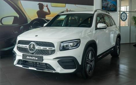 Chi tiết Mercedes-Benz GLB giá 2 tỷ đồng vừa về đại lý: Xe sang thực dụng ngang tầm tiền Ford Explorer và Volkswagen Tiguan Allspace