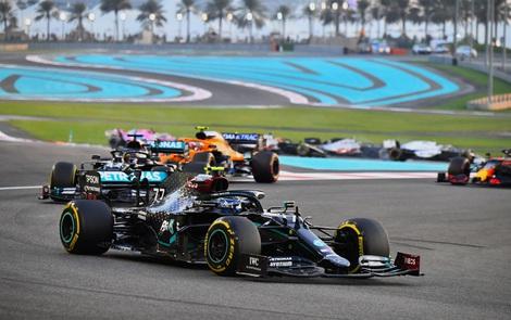 Mùa giải F1 2021 chính thức lên lịch, Việt Nam vẫn 'mất tăm'