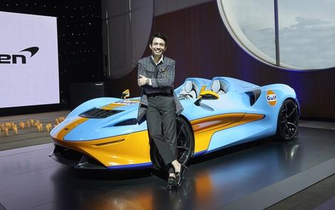 Trải nghiệm xong McLaren Elva độc nhất Việt Nam, Minh Nhựa có thêm động lực để 'chơi lại hypercar'