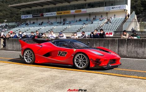 Dàn siêu xe hàng hiếm tụ họp tại Nhật Bản: Giá trị ước tính hàng chục triệu USD, Ferrari Monza SP1 giá triệu đô cũng trở nên 'bình thường'