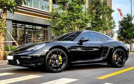 Hàng hiếm Porsche 718 Cayman rao bán sau 3 năm: Mới chạy 16.000km, giá ngang Mercedes-Benz S-Class