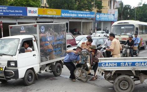 Hà Nội thu xe máy cũ đổi xe mới để bảo vệ môi trường ngay từ tháng 9 này