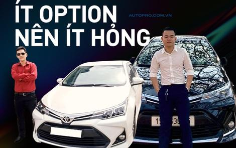 Loạt người dùng Toyota Corolla Altis: 'Giá cao nhưng nuôi rẻ, ít option nhưng nhiều không gian'
