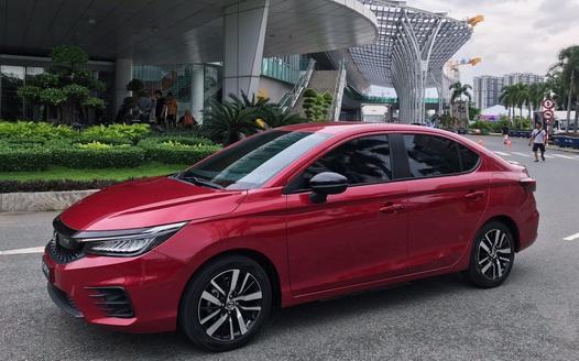 Honda City thế hệ mới chốt lịch ra mắt Việt Nam: 3 bản, 6 màu, đe nẹt Toyota Vios