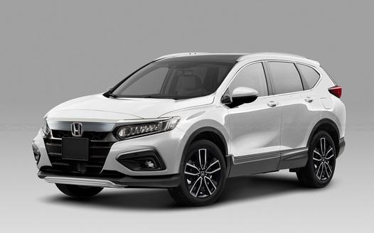 Xem trước Honda CR-V thế hệ mới: Hút mắt hơn, tăng chiều dài, ganh đua với Outlander và CX-5