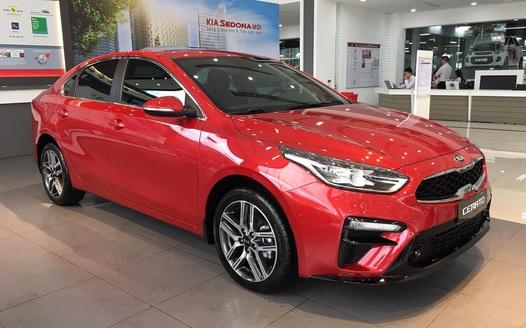 Kia Cerato giảm giá kỷ lục tại đại lý: Giá từ 499 triệu, rẻ nhất phân khúc, ngang Toyota Vios bản dịch vụ