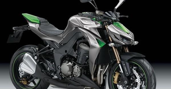 Kawasaki Z1000 phiên bản đặc biệt mới