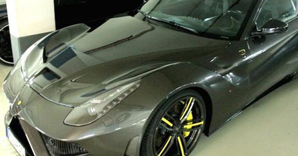 Podolski Ferrari