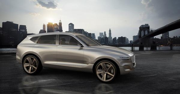 Genesis hé lộ đội hình hoàn chỉnh trong tương lai – Xe Hàn đối đầu Mercedes-Benz không bằng số lượng