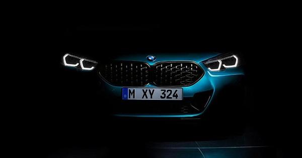 BMW nhá hàng 2-Series Gran Coupe mới, đối đầu Mercedes CLA