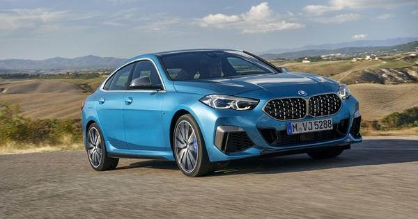 Ra mắt BMW 2-Series Gran Coupe: Cấu mỗi xe BMW một ít để cạnh tranh Mercedes-Benz CLA