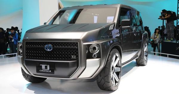 Bác tin đồn ra mắt C-HR, Toyota đưa SUV 7 chỗ hoàn toàn mới về Việt Nam: Lai MPV, nội thất siêu rộng