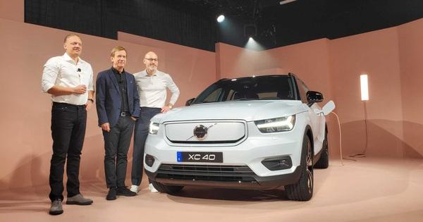 Ra mắt Volvo XC40 Recharge – Xe sang thuần điện chờ ngày về Việt Nam