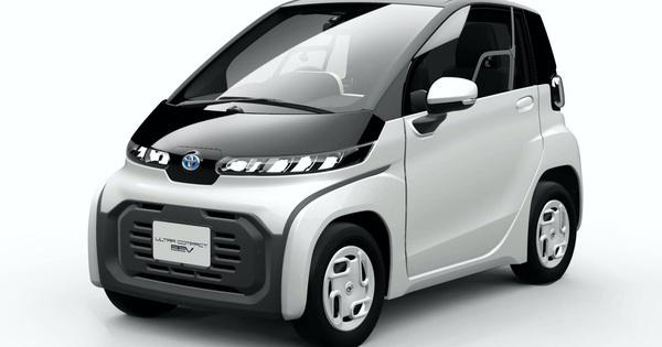 Toyota BEV – Xe điện 2 chỗ mới cho đô thị nhưng bên trong mới có nhiều điều ấn tượng