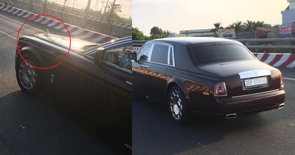 """Đại gia Việt độ Rolls-Royce phong cách lạ: Phantom """"Hoà bình Vinh quang"""" độc nhất gắn logo hổ mạ vàng"""