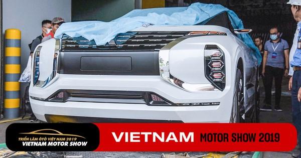 Mitsubishi GT-PHEV – Át chủ bài của Mitsubishi lộ diện trước triển lãm VMS 2019