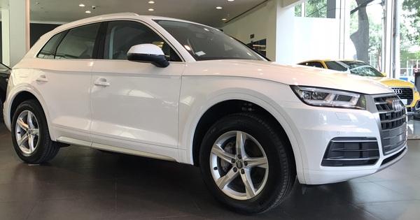 Audi Việt Nam triệu hồi hơn 600 xe Audi Q5 vì lỗi gây mất an toàn
