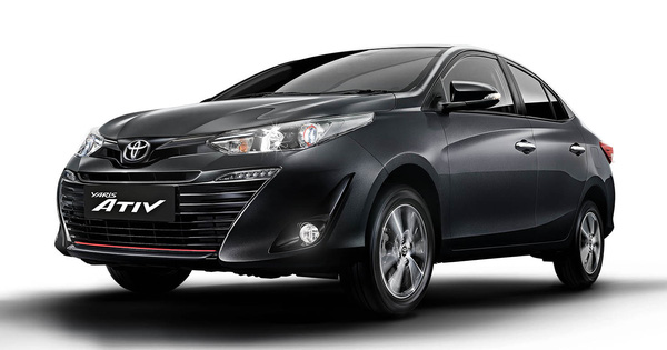Toyota Vios nâng cấp động cơ ra mắt thị trường