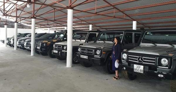 """Choáng ngợp với dàn xe tiền tỷ của doanh nhân Đặng Lê Nguyên Vũ tại """"đại bản doanh"""""""