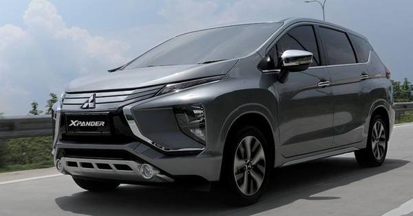 Mitsubishi Xpander lần đầu bán chạy nhất Việt Nam, soán ngôi Toyota Vios