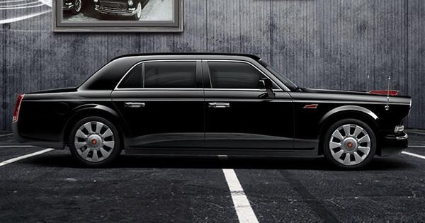 """Có Giám đốc thiết kế của Rolls-Royce, Hongqi muốn trở thành """"Rolls-Royce của Trung Quốc"""""""
