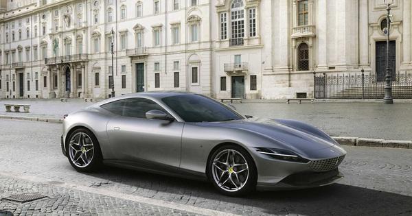 """Ra mắt Ferrari Roma – Siêu ngựa """"đẹp nhất"""" trong nhiều năm qua"""