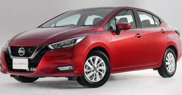 Nissan Sunny 2020 chính thức ra mắt, tham vọng truất ngôi Vios, City
