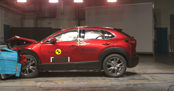 SUV mới của Mazda có thể về Việt Nam còn an toàn hơn cả Mercedes-Benz GLB, Ford Explorer